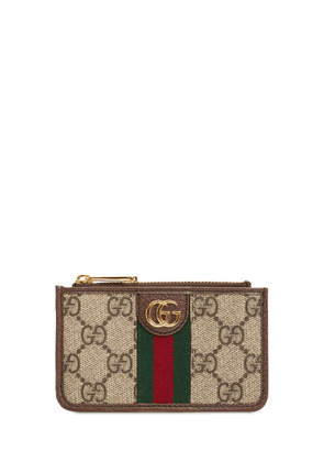 Ophidia Gg Supreme Zipped Wallet