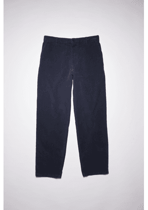Acne Studios FN-MN-TROU000530 Midnight blue  Straight trousers