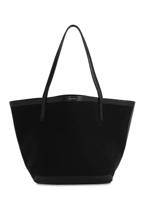 Park Canvas & Leather Tote
