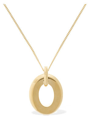 Pocket Long Chain Necklace