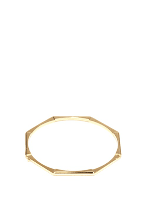Gucci - Link To Love 14kt Gold Bracelet - Womens - Yellow Gold