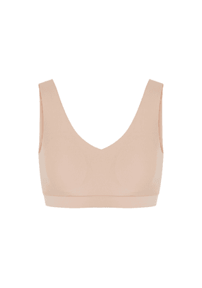 Chantelle Soft Stretch Nude Padded Soft-cup Bra