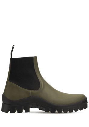 25mm Catania Leather Ankle Boots