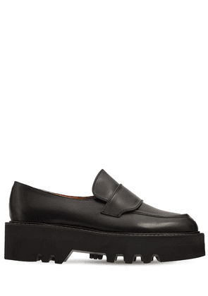 55mm Pescara Leather Loafers