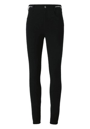 Givenchy zipped waist trousers - Black