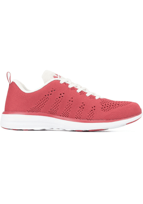 APL: ATHLETIC PROPULSION LABS TechLoom Pro two-tone sneakers - Red