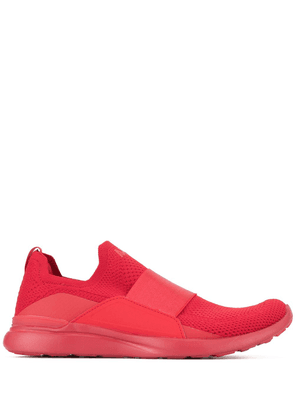 APL: ATHLETIC PROPULSION LABS TechLoom Bliss sneakers - Red