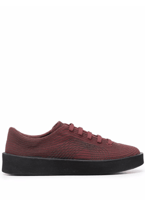 Camper Courb low-top sneakers - Red