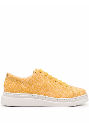 Camper Runner Up lace-up sneakers - Yellow