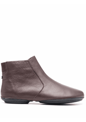 Camper Right Nina ankle boots - Brown