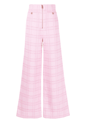 Alice McCall Disco Dancer wide-leg trousers - Pink