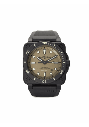 Bell & Ross BR 03-92 Diver Military 42mm - Green