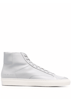 Common Projects Achilles high-top sneakers - Grey
