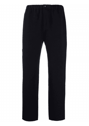 A Kind of Guise mid-rise straight-leg trousers - Blue