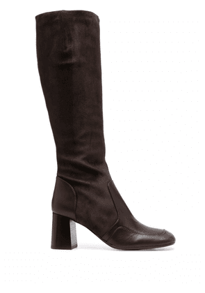 Chie Mihara Piparu knee-high boots - Brown