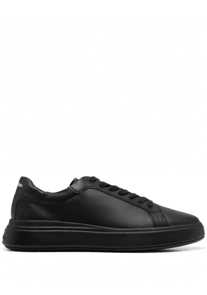 Calvin Klein lace-up low top sneakers - Black