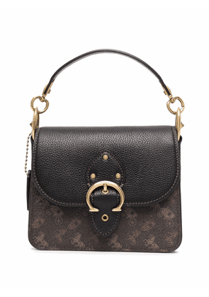 Coach Beat 18 leather tote - Brown