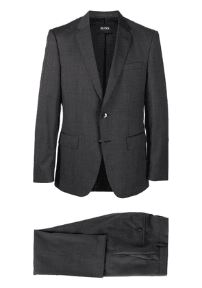 Boss Hugo Boss single-breasted tailored suit - Grey