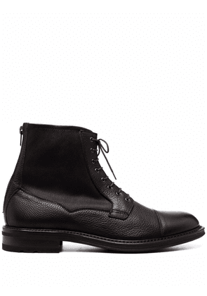 Fratelli Rossetti lace-up ankle boots - Brown