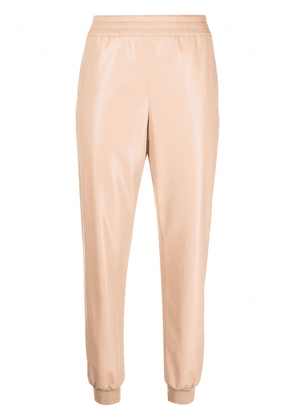 Alice+Olivia Pete tapered trousers - Neutrals