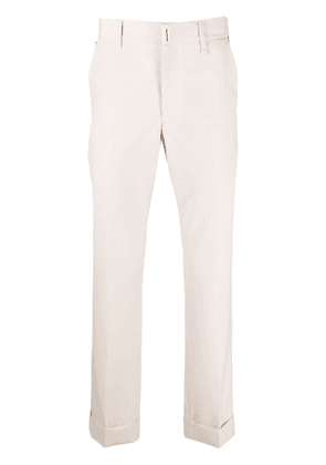 Givenchy slim-fit tailored trousers - Neutrals