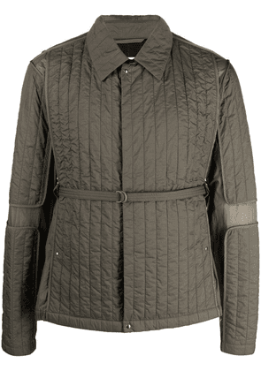Craig Green belted quilted padded jacket