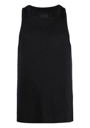 Givenchy square neck tank top - Black