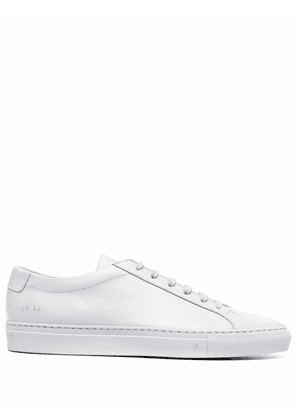 Common Projects low-top lace-up sneakers - Grey