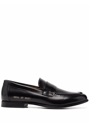 Common Projects low-heel leather loafers - Brown