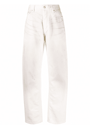 Eytys Benz whiskering-effect jeans - Neutrals