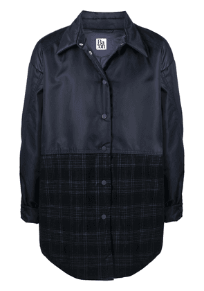 Bacon Claire padded coat - Blue