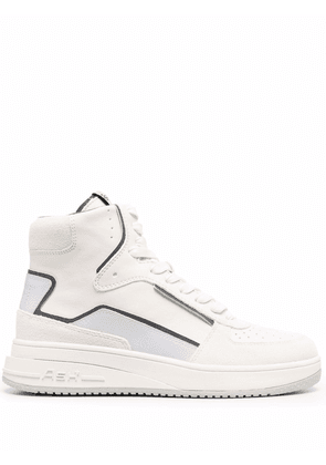 ASH Pistol high-top sneakers - White