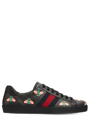 15mm Gucci Bestiary Bees Canvas Sneakers
