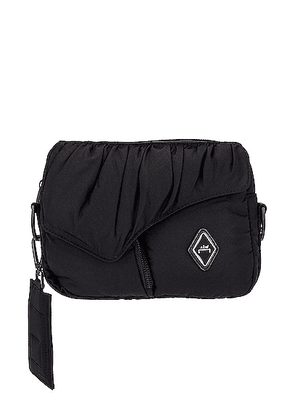 A-COLD-WALL* Shale Padded Envelope Bag in Black - Black. Size all.