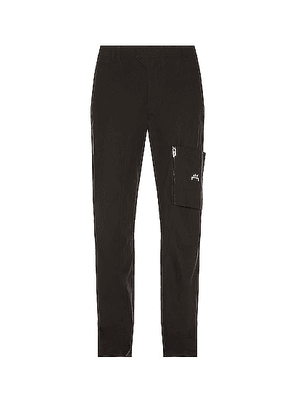 A-COLD-WALL* Circuit Cargo Pants in Black - Black. Size 46 (also in 50, 52).