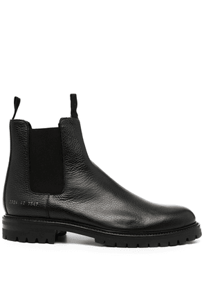 Common Projects Chelsea ankle boots - Black