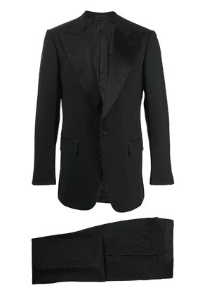 Gucci two-piece single-breasted suit - Black