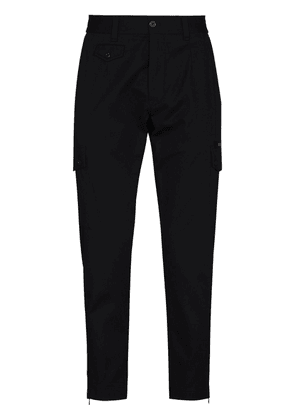 Dolce & Gabbana slim-fit tailored trousers - Blue