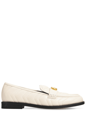 15mm Marmont Matelassé Leather Loafers