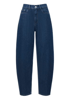 Chamomile Baloon High Rise Cotton Jeans