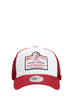 Disney Mickey Mouse A-frame Trucker Hat
