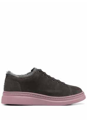 Camper Runner Up lace-up trainers - Grey