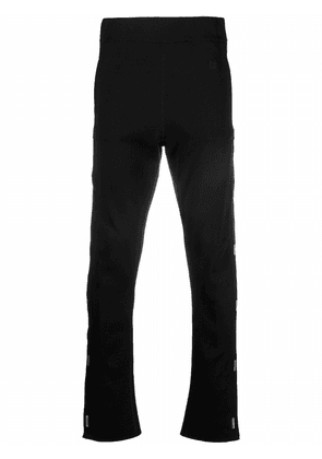 Givenchy snap-fastening trousers - Black
