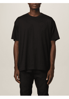 Burberry tshirt in organic cotton with logo