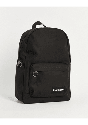 Barbour Highfield canvas backpack in olive-Green
