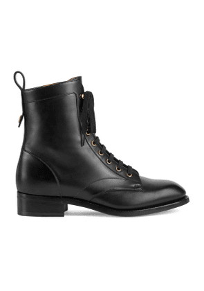 Men's lace-up ankle boot