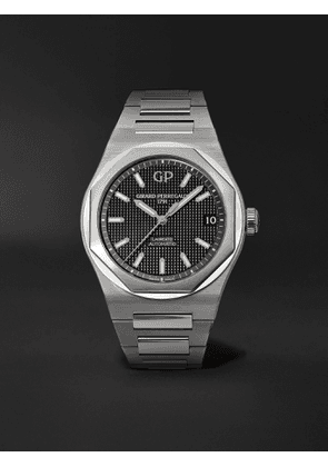 Girard-Perregaux - Laureato Automatic 42mm Stainless Steel Watch, Ref. No. 81010-11-634-11A - Men - Black - one size