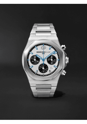 Girard-Perregaux - Laureato Chronograph Automatic 42mm Stainless Steel Watch, Ref. No. 81020-11-131-11A - Men - Gray - one size