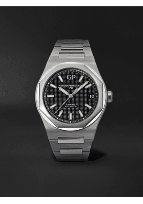 Girard-Perregaux - Laureato Automatic 42mm Stainless Steel Watch, Ref. No. 81010-11-431-11A - Men - Blue - one size