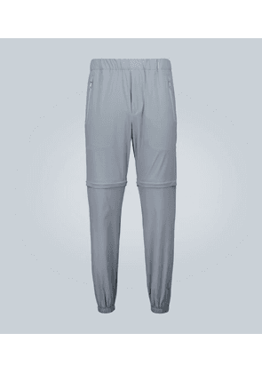 Exclusive to Mytheresa – zip-off stretch pants
